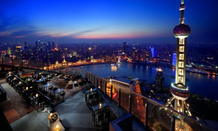 The Ritz-Carlton Shanghai, Pudong 1