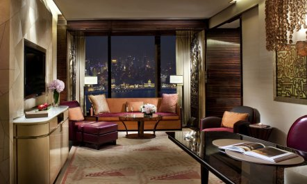 The Ritz-Carlton Shanghai, Pudong 12