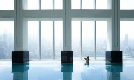 The Ritz-Carlton Shanghai, Pudong 5