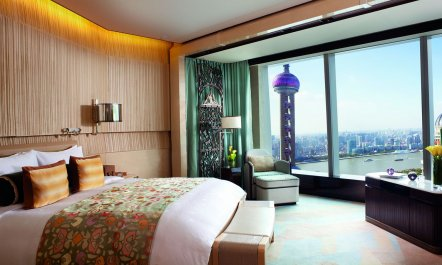 The Ritz-Carlton Shanghai, Pudong 17