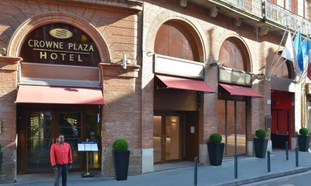 Crowne Plaza Toulouse 0