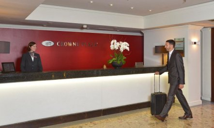 Crowne Plaza Toulouse 8