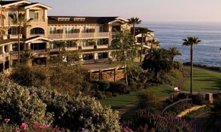 Montage Laguna Beach Hotel Exterior