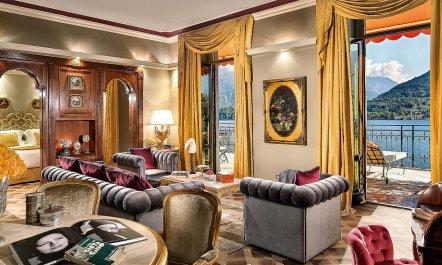 Grand Hotel Tremezzo Tremezzo Italy Book5star Com