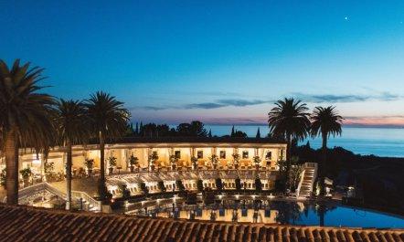 5 Star Luxury Accommodation Newport Beach The Resort At Pelican Hill