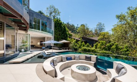 Bel Air Mansion L.A 23