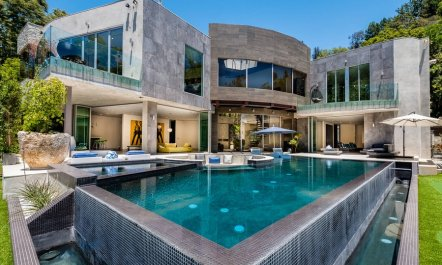 Bel Air Mansion L.A 0