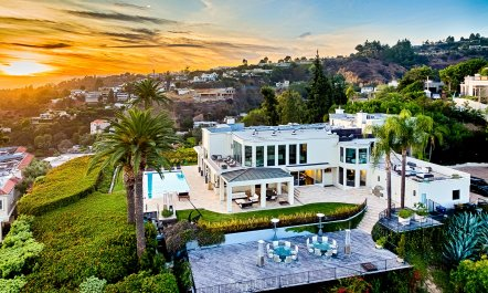 Beverly Hills Mansion 0